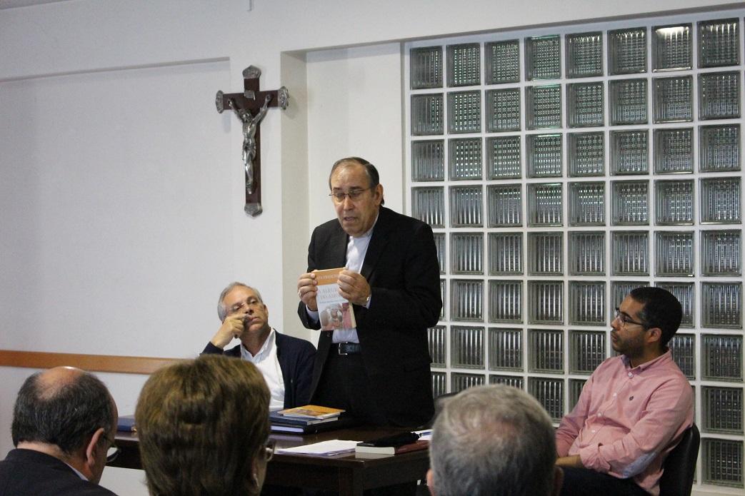 Intervenção no Conselho Pastoral Diocesano | 16/6/2018